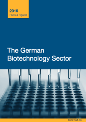 The German Biotechnology Sector 2016