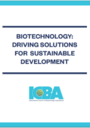 Biotechnology: Driving Solutions For Sustainable Development